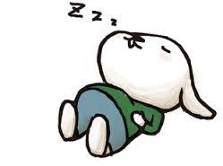 自習室 眠たい