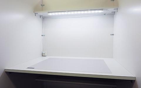 自習室蒲田店 LED