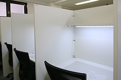 勉強専用スペース有料自習室